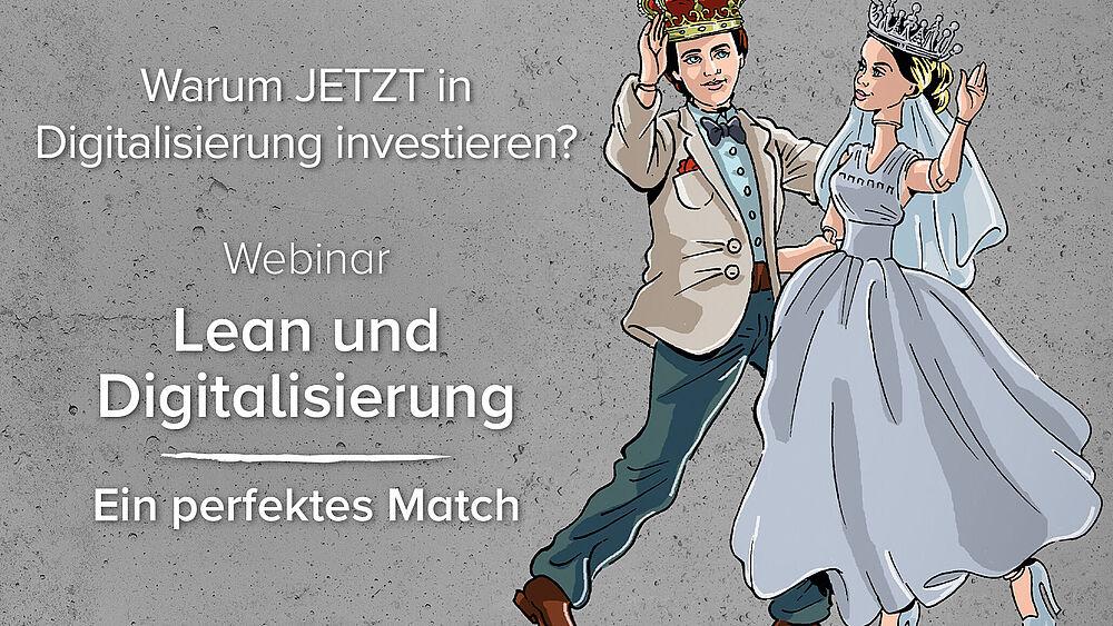 """Webinar """"Lean und Digitalisierung"""""""